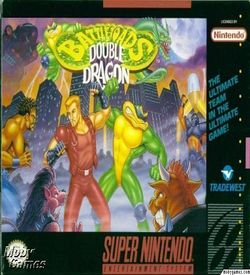 Battletoads & Double Dragon - The Ultimate Team ROM