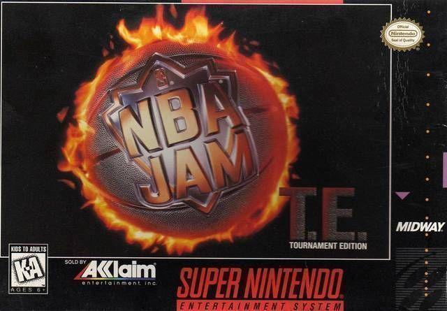 NBA Jam - Tournament Edition