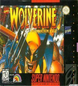 Wolverine - Adamantium Rage ROM