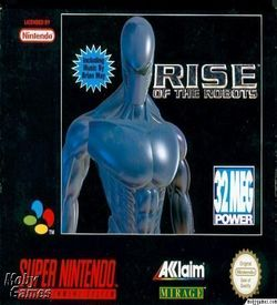 Rise Of The Robots ROM