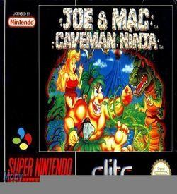 Joe And Mac - Caveman Ninja ROM