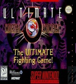 Ultimate Mortal Kombat 3 ROM