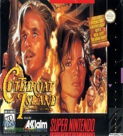 Cutthroat Island ROM