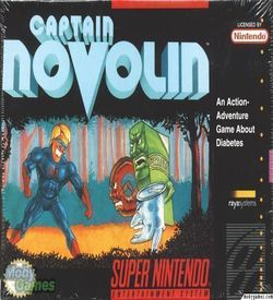 Captain Novolin ROM
