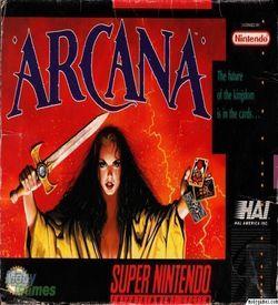 Arcana ROM