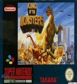 King Of The Monsters ROM
