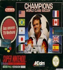 Champions World Class Soccer ROM