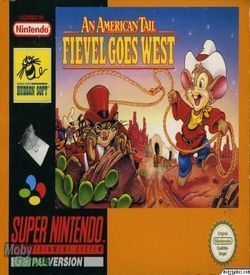 An American Tail - Fievel Goes West ROM