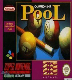 Championship Pool ROM