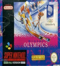 Winter Olympic Games - Lillehammer '94 ROM