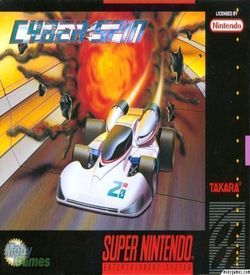 Cyber Spin ROM
