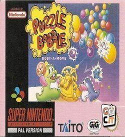 Puzzle Bobble ROM
