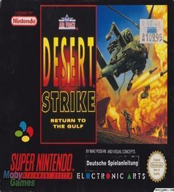 Desert Strike - Return To The Gulf ROM