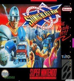 Sonic Blast Man ROM
