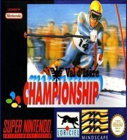 Val D' Isere Championship (Loriciel) (23398) ROM