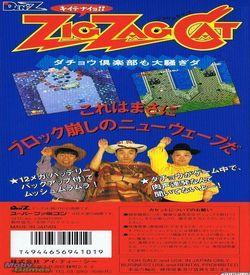 Zig Zag Cat ROM