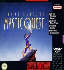 Final Fantasy - Mystic Quest (V1.1) ROM