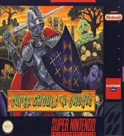 Super Ghouls 'N Ghosts ROM