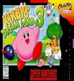 Kirby's Dream Land 3 ROM