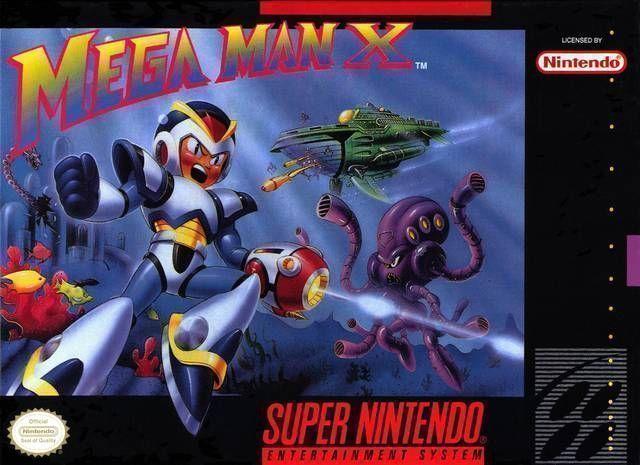 Mega Man X (V1.1)