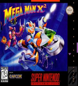 Mega Man X 2 ROM
