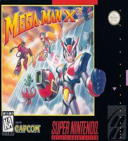 Mega Man X 3 ROM