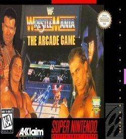 WWF Wrestlemania - The Arcade Game ROM