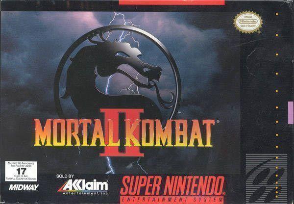 Mortal Kombat II (V1.0)