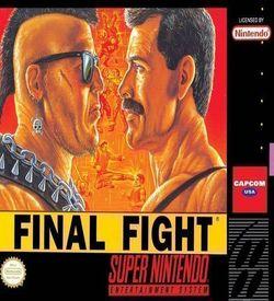 Final Fight ROM