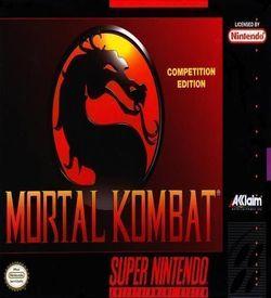 Mortal Kombat ROM