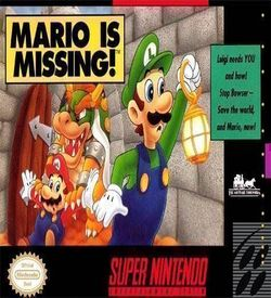 Mario Is Missing! ROM