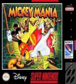 Mickey Mania ROM