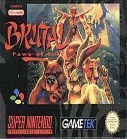 Brutal - Paws Of Fury ROM
