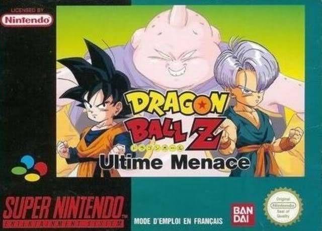 Dragon Ball Z - Ultime Menace