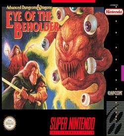 AD&D - Eye Of The Beholder ROM