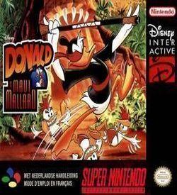 Donald Duck - Maui Mallard In Cold Shadow ROM