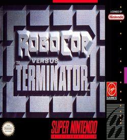 Robocop Versus The Terminator ROM