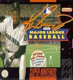 Ken Griffey Jr. Presents Major League Baseball ROM