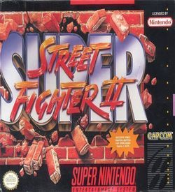 Super Street Fighter II - The New Challengers ROM
