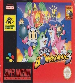 Super Bomberman 3 (35326) ROM