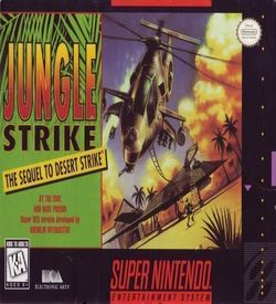 Jungle Strike ROM