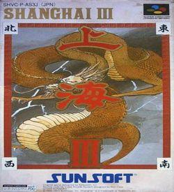 Shanghai 3 ROM