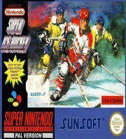 Super Hockey '94 ROM