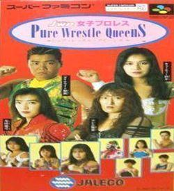 JWP Jyoshi Pro-Wrestling Pure Wrestle Queens ROM