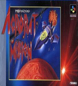 Acrobat Mission ROM