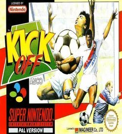 Super Kick Off ROM