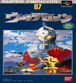 Ultra Seven ROM