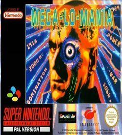Mega Lo Mania ROM