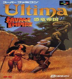 Ultima Kyoryu Teikoku ROM