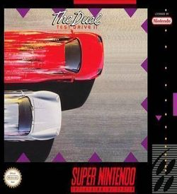 Test Drive II - The Duel (24291) ROM